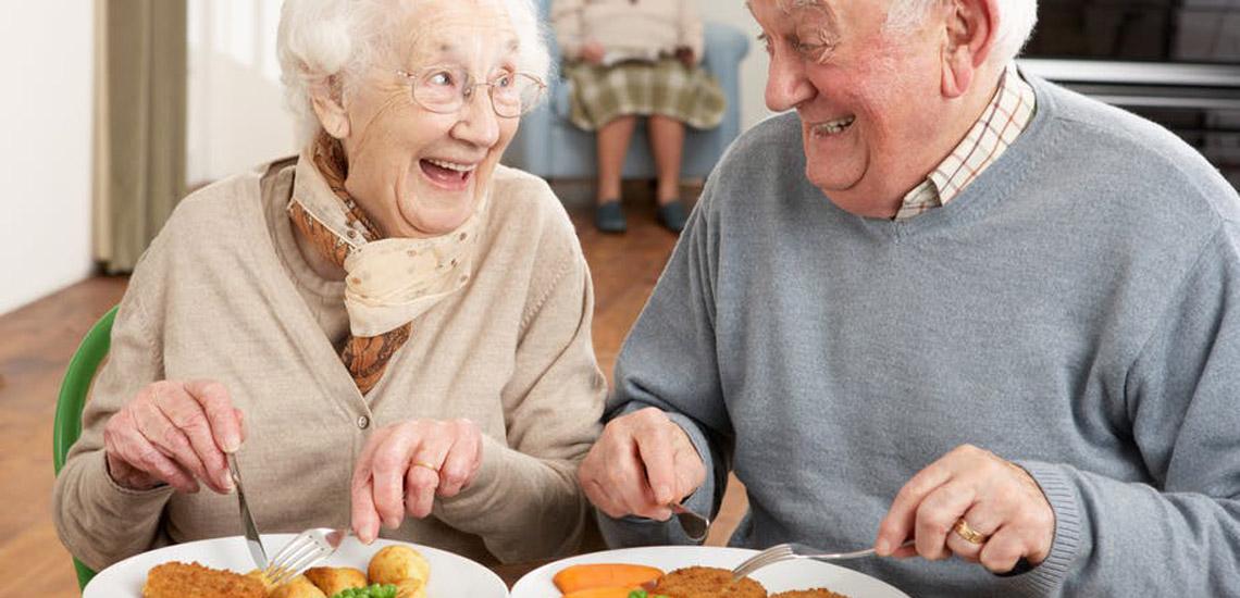 É coadjuvante na promoção de um envelhecimento saudável